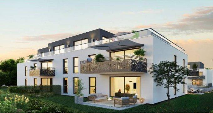 Achat / Vente appartement neuf Bartenheim proche de la frontière (68870) - Réf. 4025
