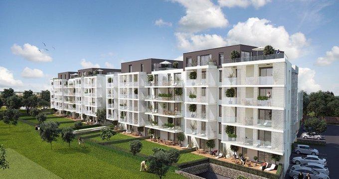 Achat / Vente appartement neuf Bischheim vue canal (67800) - Réf. 1871