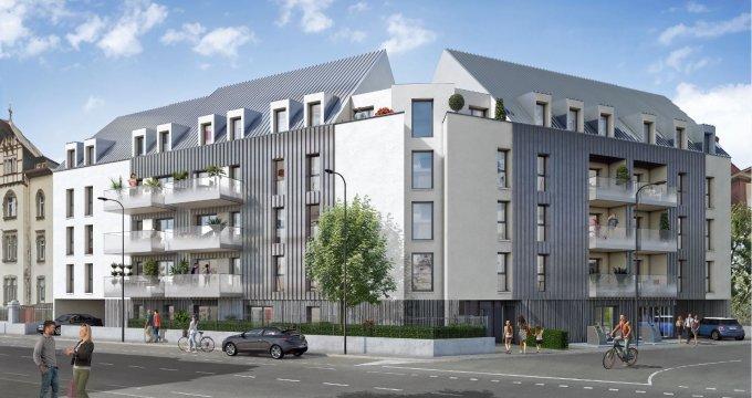 Achat / Vente appartement neuf Colmar proche de la gare (68000) - Réf. 3415