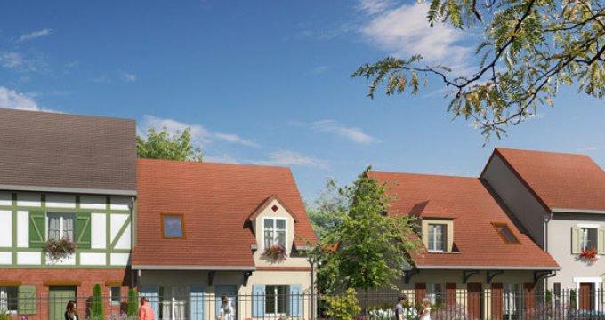 Achat / Vente appartement neuf Franconville limite Le Plessis-Bouchard (54830) - Réf. 1663
