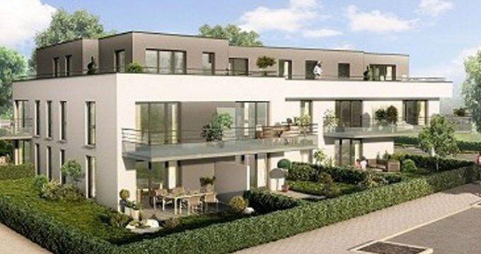 Achat / Vente appartement neuf Gambsheim proche CHU Strasbourg (67760) - Réf. 2253