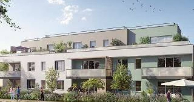 Achat / Vente appartement neuf Geispolsheim au coeur du village (67400) - Réf. 5896