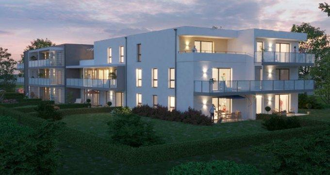 Achat / Vente appartement neuf Hésingue à 500 mètres du coeur de ville (68220) - Réf. 4172