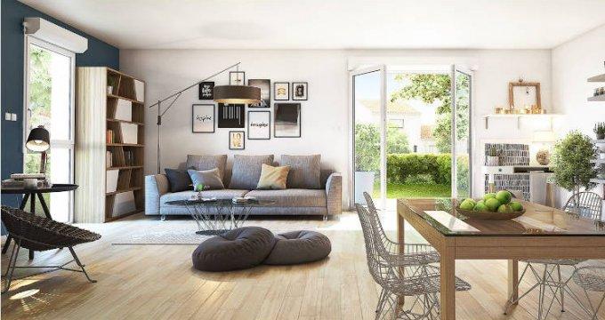 Achat / Vente appartement neuf Illkirch-Graffenstaden proche commerces (67400) - Réf. 4881