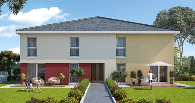 Achat / Vente appartement neuf Marckolsheim proche frontière allemandes (67390) - Réf. 3824