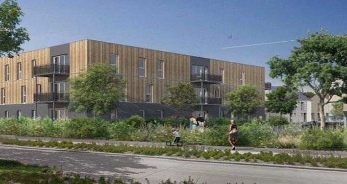 Achat / Vente appartement neuf Metz centre technopole (57000) - Réf. 1707