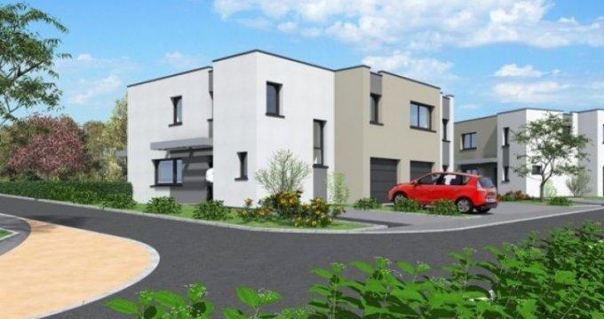 appartement neuf metz queuleu coquartier 57000 r f 141. Black Bedroom Furniture Sets. Home Design Ideas