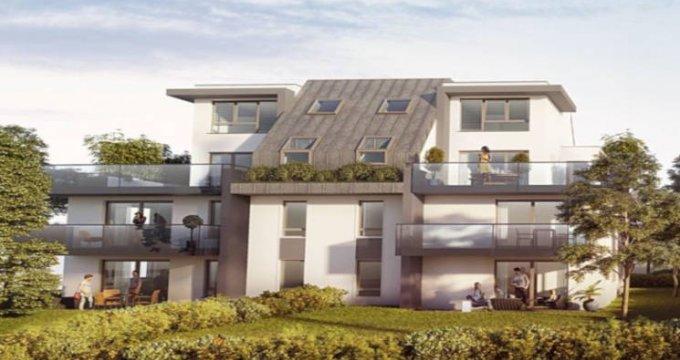Achat / Vente appartement neuf Mittelhausbergen proche centre (67206) - Réf. 3689