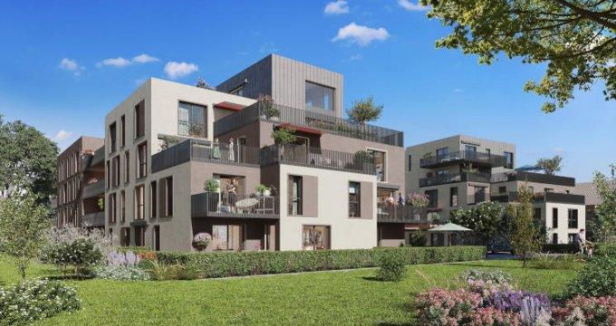 Achat / Vente appartement neuf Oberhausbergen au cœur de la commune (67205) - Réf. 5940
