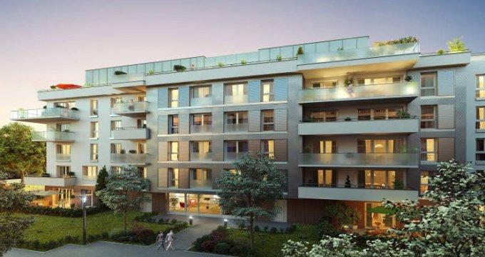 Achat / Vente appartement neuf Oberhausbergen proche IUT Louis Pasteur (67205) - Réf. 5721