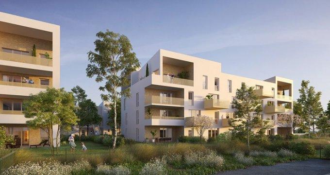 Achat / Vente appartement neuf Oberhausbergen quartier résidentiel proche commerces (67205) - Réf. 2389