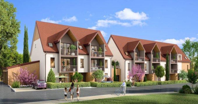 Achat / Vente appartement neuf Odratzheim au cœur du village (67520) - Réf. 5935