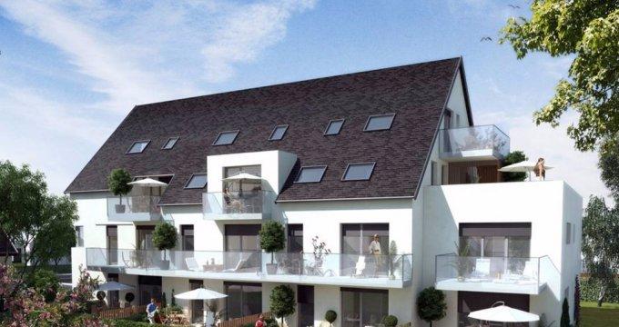 Achat / Vente appartement neuf Reichstett proche mairie (67116) - Réf. 2529