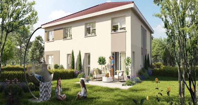 Achat / Vente appartement neuf Rosenau à 15 minutes de Saint-Louis (68128) - Réf. 4436