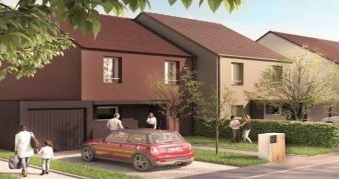 Achat / Vente appartement neuf Saverne proche centre-ville et quais du port (67700) - Réf. 4940