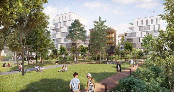 appartement neuf schiltigheim jardin au c ur proche du. Black Bedroom Furniture Sets. Home Design Ideas