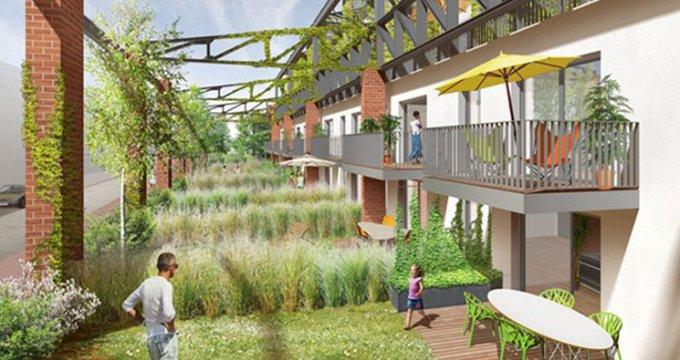 appartement neuf schiltigheim proche strasbourg 67300. Black Bedroom Furniture Sets. Home Design Ideas