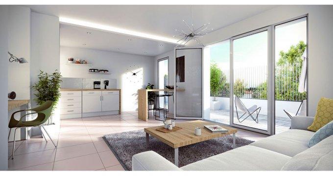 Achat / Vente appartement neuf Strasbourg Neudorf centre (67000) - Réf. 868