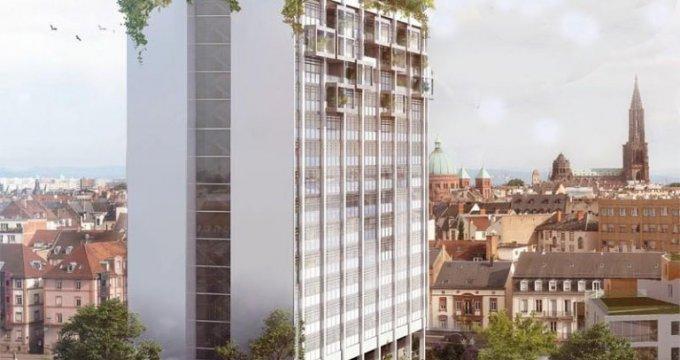 Achat / Vente appartement neuf Strasbourg proche Hyper-centre (67000) - Réf. 3252