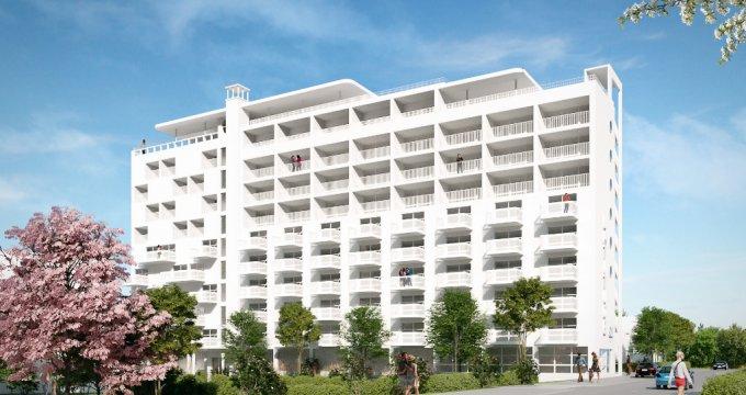 Achat / Vente appartement neuf Strasbourg quartier du Conseil des XV (67000) - Réf. 1511