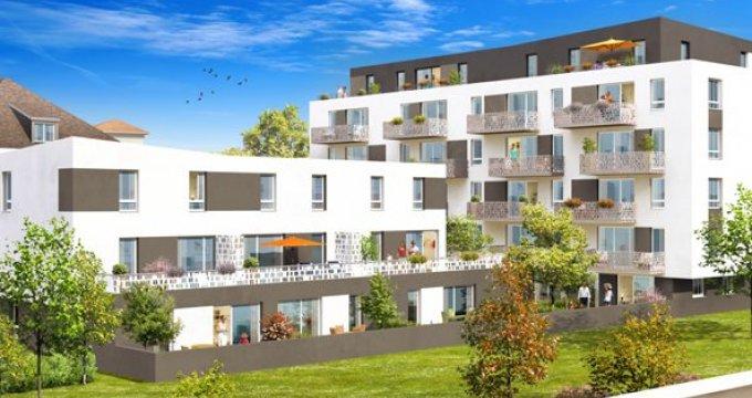 Achat / Vente appartement neuf Strasbourg quartier Koenigshoffen (67000) - Réf. 399