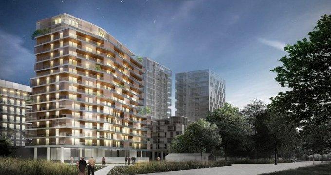 Achat / Vente appartement neuf Strasbourg WACKEN - Proximité Institutions Européennes (67000) - Réf. 647