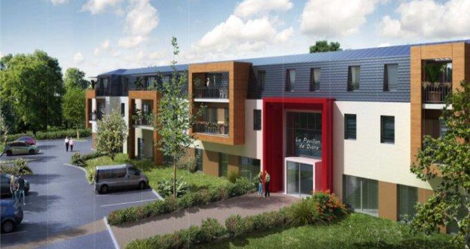 Achat / Vente appartement neuf Thionville proche du parc résidence séniors (57100) - Réf. 585