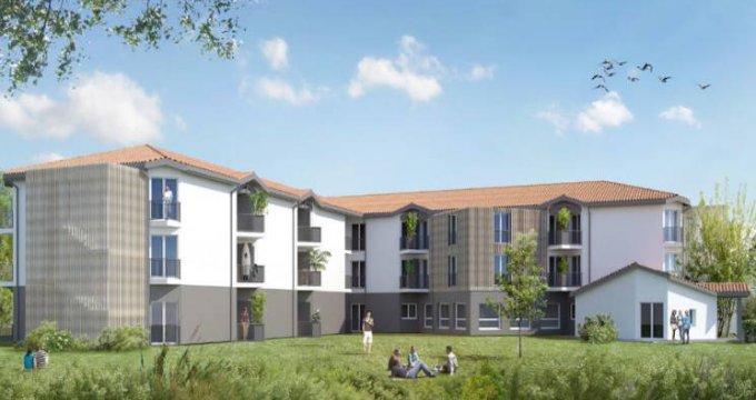 Achat / Vente appartement neuf Truchtersheim à l'entrée de la ville (67370) - Réf. 4357