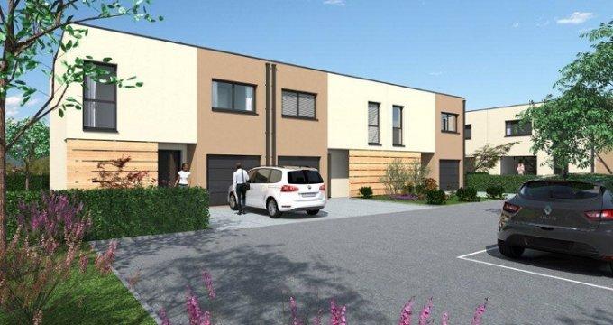 Achat / Vente appartement neuf Uckange proche commodités (57270) - Réf. 139
