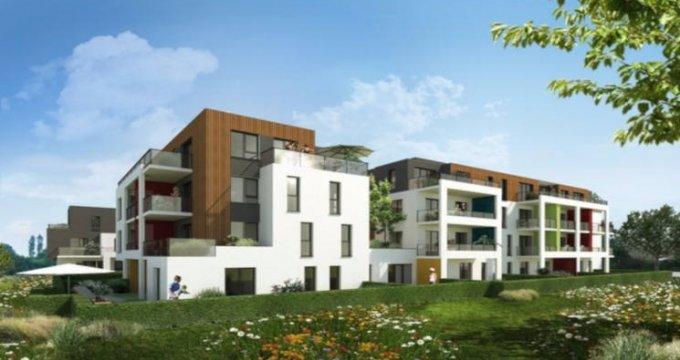 Achat / Vente appartement neuf Vendenheim écoquartier (67550) - Réf. 3628