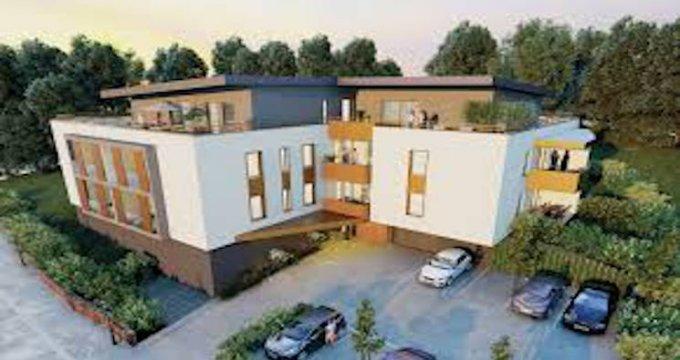 Achat / Vente appartement neuf Wolxheim au coeur d'un vignoble (67120) - Réf. 4958