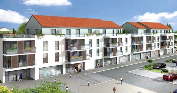 Achat / Vente appartement neuf Yutz Zac Olympe (57110) - Réf. 16