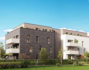 Achat / Vente appartement neuf Achenheim proche Eurométropole (67204) - Réf. 1750