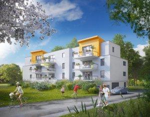 Achat / Vente appartement neuf Altkirch proche commodités (68130) - Réf. 1257