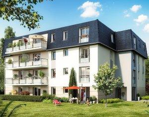 Achat / Vente appartement neuf Amnéville proche pôle d'activités (57360) - Réf. 2034