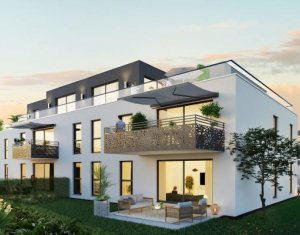 Achat / Vente appartement neuf Bartenheim au coeur d'un quartier résidentiel (68870) - Réf. 4022