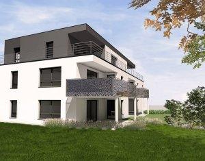 Achat / Vente appartement neuf Bartenheim petite copropriété en plein centre-bourg (68870) - Réf. 6193