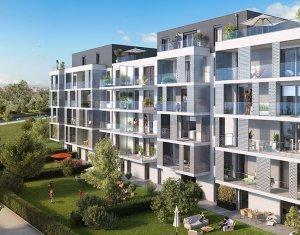 Achat / Vente appartement neuf Bischheim proche cœur de ville (67800) - Réf. 2158