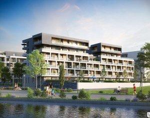 Achat / Vente appartement neuf Bischheim proche quartier Robertsau (67800) - Réf. 2670