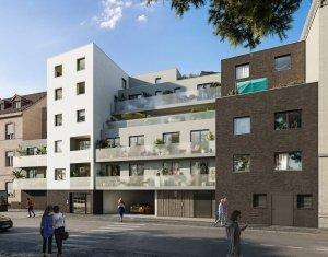 Achat / Vente appartement neuf Bischheim proche Strasbourg et Schiltigheim (67800) - Réf. 6086