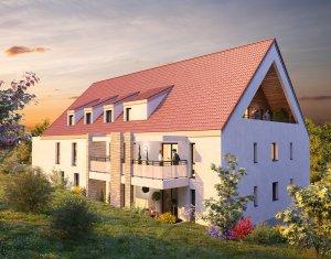 Achat / Vente appartement neuf Bischoffsheim proche centre-ville (67870) - Réf. 631