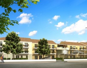 Achat / Vente appartement neuf Boulay EHPAD proche centre-ville (57220) - Réf. 138
