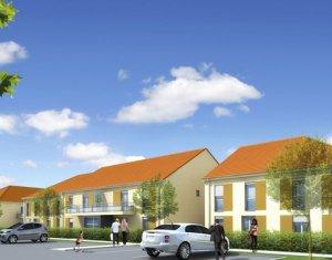 Achat / Vente appartement neuf Bousse centre (57310) - Réf. 70