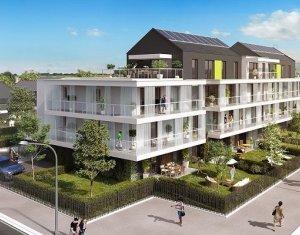 Achat / Vente appartement neuf Brumath à proximité du centre-ville (67170) - Réf. 1221