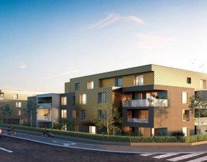 Achat / Vente appartement neuf Brumath proche centre-ville (67170) - Réf. 5714