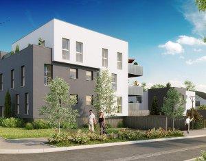 Achat / Vente appartement neuf Brumath proche centre-ville (67170) - Réf. 2161