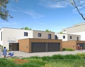 Achat / Vente appartement neuf Brumath ZAC de la Scierie (67170) - Réf. 3068