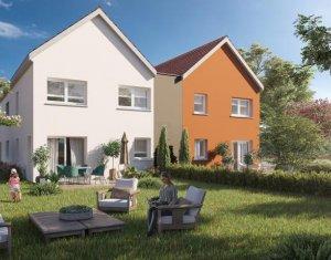 Achat / Vente appartement neuf Burnhaupt-le-Haut à quelques minutes de la ville (68520) - Réf. 5211