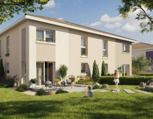 Achat / Vente appartement neuf Cernay à 1 kilomètre de la gare (68700) - Réf. 4680