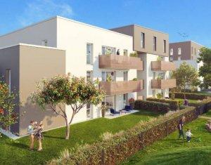Achat / Vente appartement neuf Colmar À 600 m de la gare Logelbach (68000) - Réf. 5969